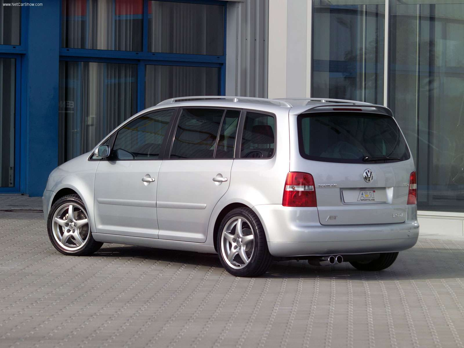 Abt Vw Touran Images Car Blog