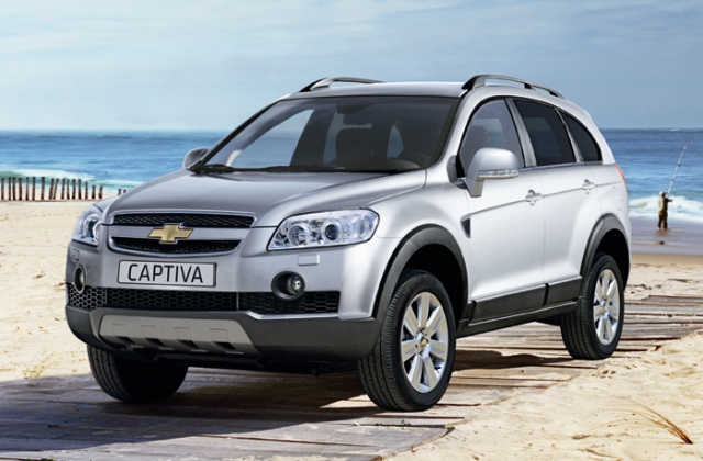 Chevrolet Captiva 2009 Full Gallery And Top Features