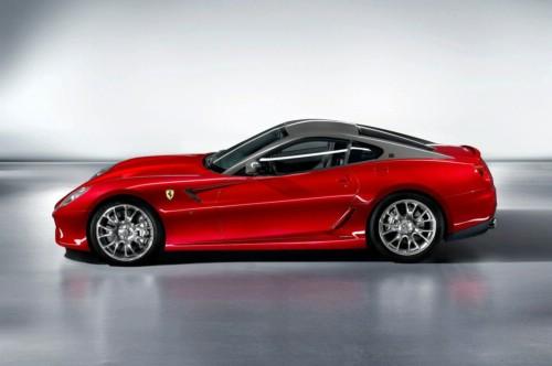 Top Cars Ferrari 599 Gtb Fiorano China 2009