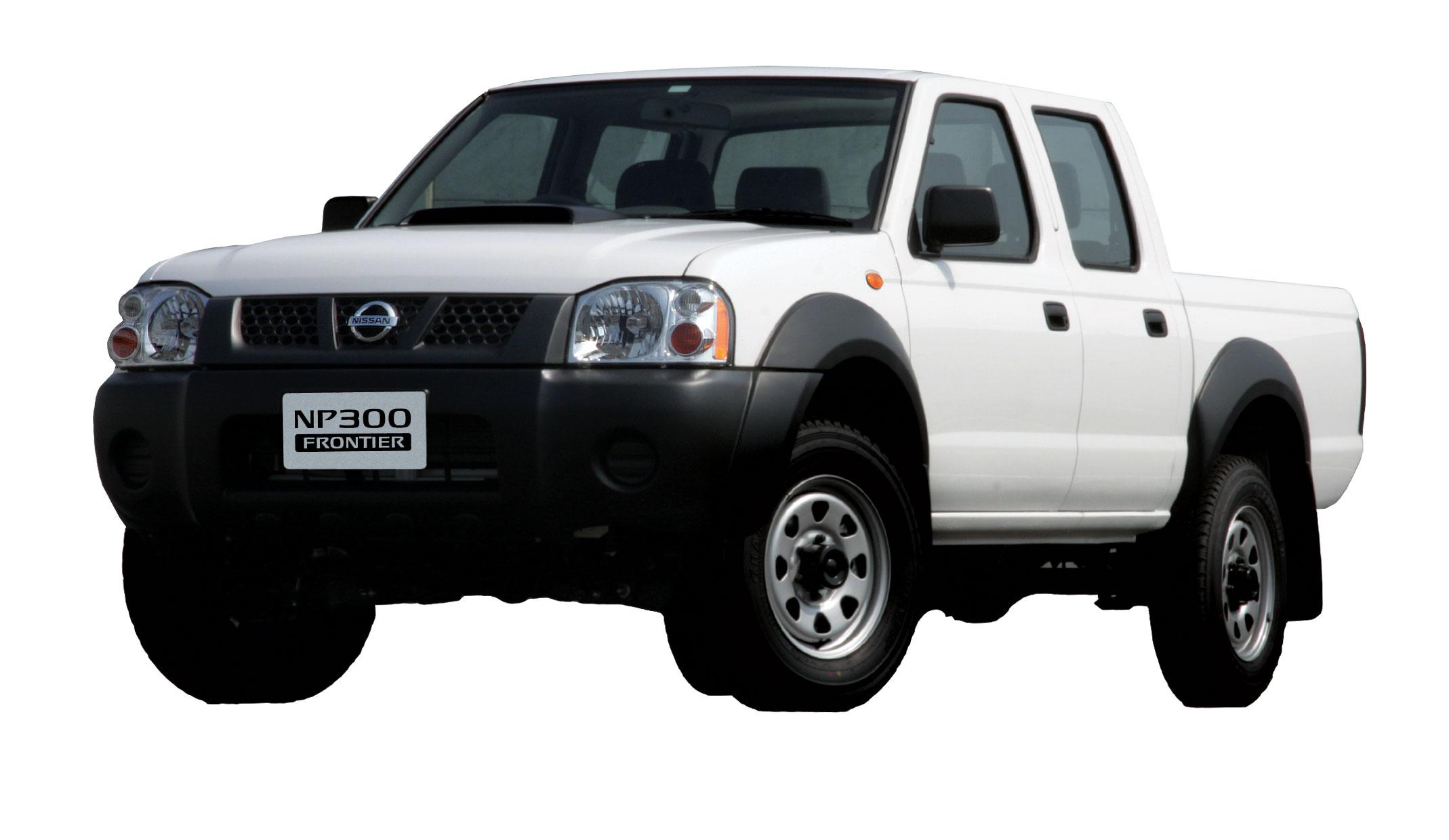 Nissan Np300 Frontier Pekerja Keras Gustomobil
