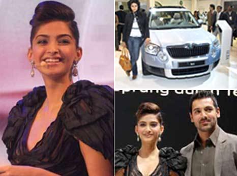 Artis-Artis Bollywood Tampil di NDAE 2010 « gustomobil