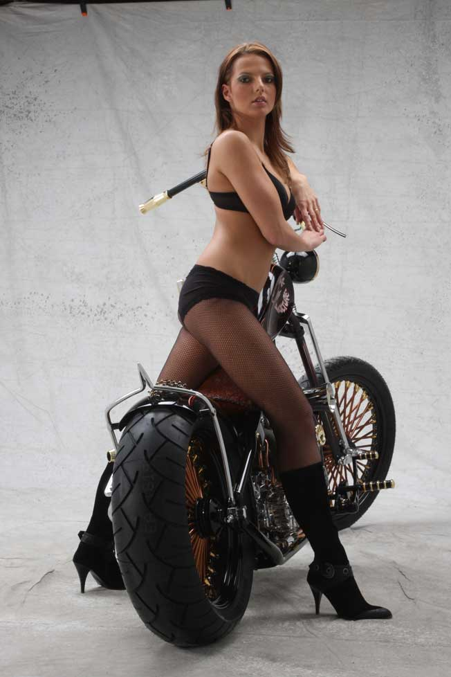 Girl Copper Motorcycle Wallpaper   Motorcycle Superstore
