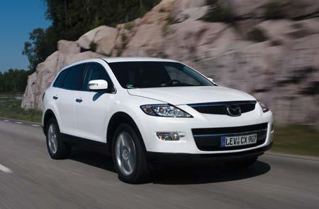 Mazda CX9 Photo