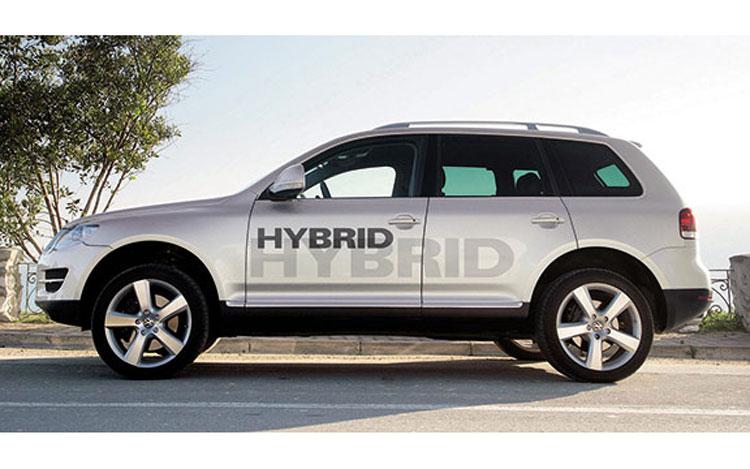 VW Features - Hybrid Vehicles | Volkswagen