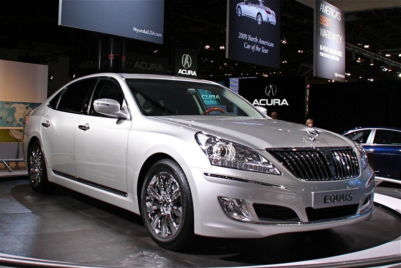 new cars hyundai equus. Black Bedroom Furniture Sets. Home Design Ideas