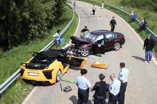 LFA Crash