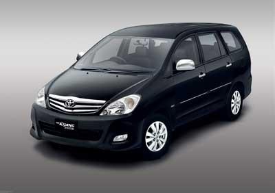 Kijang Innova Toyota Sewa Rental Mobil