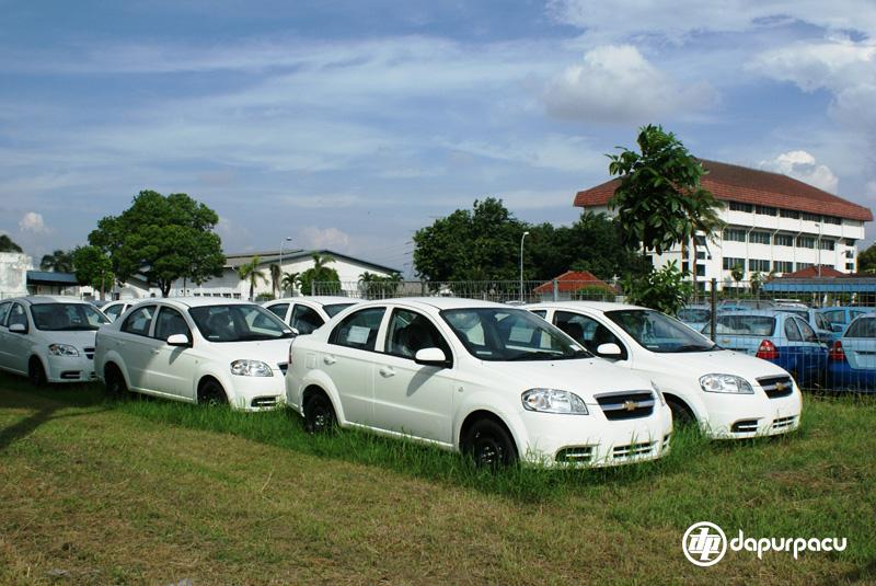 Chevrolet Lova Semakin Diminati Operator Taksi Gustomobil