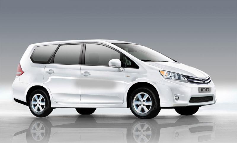 2015 New Toyota Avanza