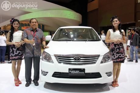 salah satu produk IMV seperti Fortuner dan Hilux, Toyota Kijang ...