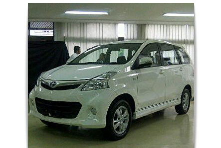 untuk tipe Avanza 1.5 akan menggunakan nama Toyota Avanza Veloz